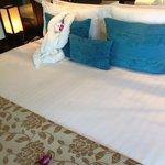 Ultra comfy bed