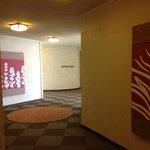 hallway to the Ho`ola Spa