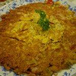 タイ風ライスピザ