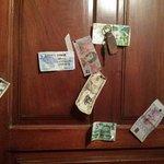 Dinheiro de vários países