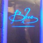 Yo fuy al blue tienen buena comida