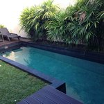 The private pool