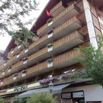 Hotel Bernerhof exterior