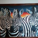 HI African artwork