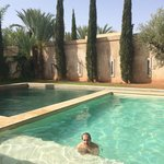La piscine privée de notre Pool Villa