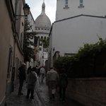 Sacre Coeur Basilica different angle