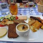 Entrée 3 foie gras