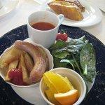 ホテルマロウド箱根幼児用朝食