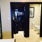 Toilett and Wardrobe