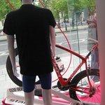 On yer bike!!
