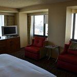 corner suites give best views