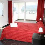Apartamento tipo Suite