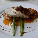 Lemon and oregano chicken