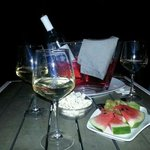 White Wine @ Coast Café