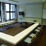 Konferenzräume in verschiedenen Größen stehen zur Verfügung