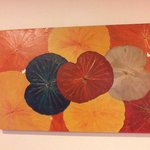 Lotus Leaf painting