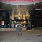 Hotel Mercure!