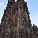 Notre Dame Cathedral in Strasbourg