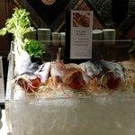 Steam fish section - buffet