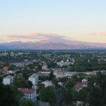 Uitzicht Mont Ventoux