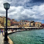 Chania-old port