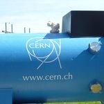 Shaun at CERN
