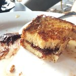 House made Nutella French Toast