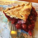 Köstlicher Cherry Pie