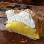Köstlicher Lemon Cream Pie
