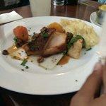 Roast pork yummy yum yum