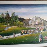 ภาพเขียน สไตล์เมือง Appenzell มีแสดงในMuseum นี้ มากมาย