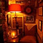 one little corner of the bar