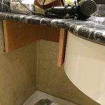 etat salle de bain