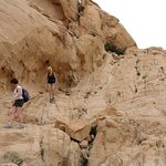Red Rock Rock Scramble