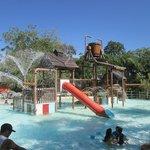 parque aquático das crianças