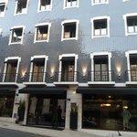 fachada hotel Mercy