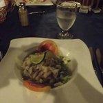 Restaurante a la carta de Vik Areana Blanca (agosto 2013)