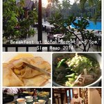 breakfast, Borei Resort and Spa