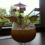 Celebration cocktail