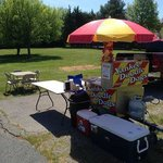 New York Style Hot Dog Cart in Tennessee!!!