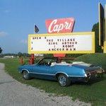 Capri Drive-in Theater