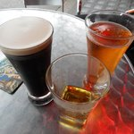 Irish trinity, Guinness, Bulmers and Jamesons