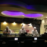 Sushi Chefs at Work