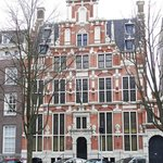 House with heads, keizersgracht 123