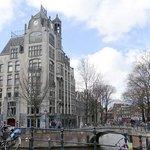 Astoria Building at Keizersgracht 174-176
