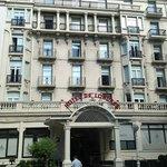 um hotel romântico