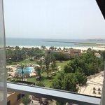 Aussicht aus dem Zimmer 610