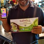 """Owner Mike is conscious and a supporter of artists, he hosted a book signing for """"Lilith"""" my nov"""