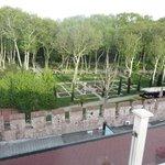 Vista desde el techo (Gulhane Park)