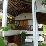 La garden Villa: atypique et génial